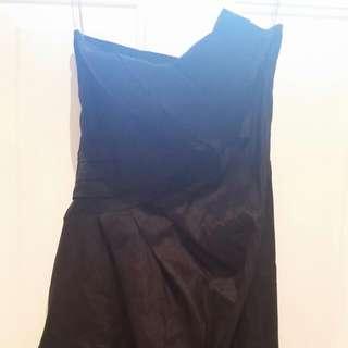 Lovely Black Ladies Dress