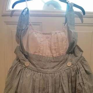 Handmade,  Dorothy Halloween Costume