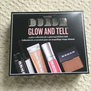 Buxom Glow And Tell Pack
