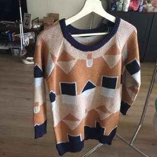 SALE! knit sweater