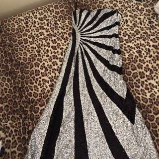 Formal Dress With A Split