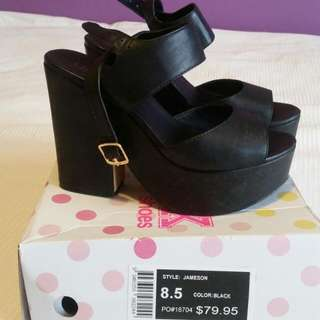 Black Lipstick Heels