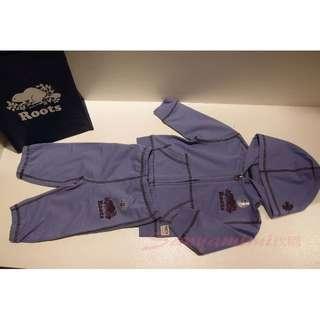 秋冬就沒這價錢囉~!Roots女童款套裝 (18~24M可穿)超值優惠-整套現貨$1680