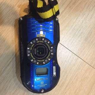 Wg-4運動防水相機