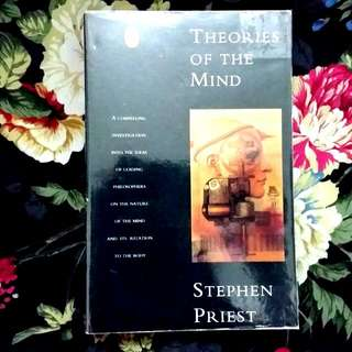 **RESERVED** The Theories Of The Mind By Stephen Priest