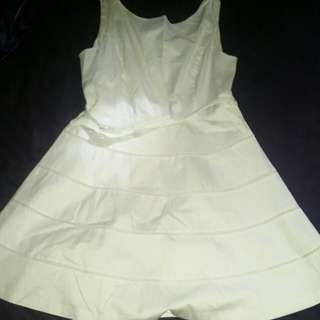 White Dress By Review