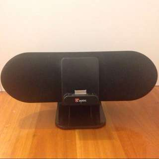 FREE SHIPPING Icoustic iPod iPhone 4 Dock