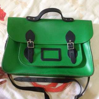 AUTHENTIC CAMBRIDGE SATCHEL