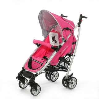 New Pink Stroller