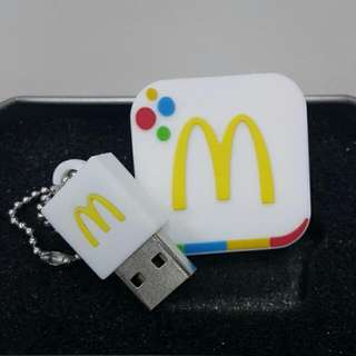 麥當勞報報app 造型隨身碟
