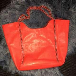 SPORTSGIRL Bag Orange Fluor