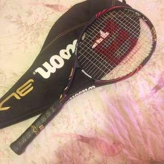 Wilsons Tennis Racquet