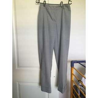 Tokito Suit Pant - Light Grey
