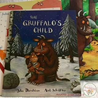 Children Picture Books - The Gruffalo's Child