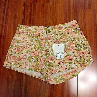 Ladakh Floral Shorts