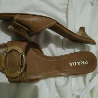 Preloved Prada Sandals