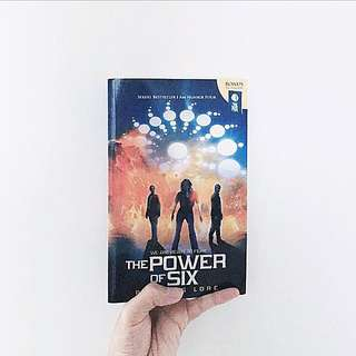 The Power of Six (Lorian Legacies #2)