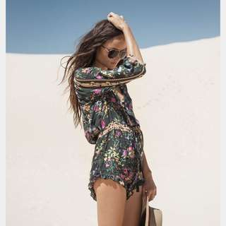 Spell And The Gypsy Playsuit