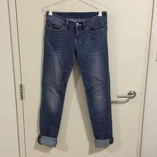 Ksubi Skinny Jeans 26