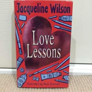 Love Lessons (Jacqueline Wilson)