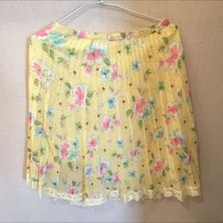 Bear黃色裙