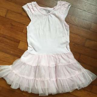 Free Mail Old Navy 3yo Pink Tutu Dress