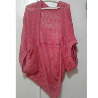 Lady pink top
