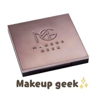 (截止)Makeup geek 代購✈️免國際運費!