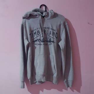 Hoodie Timberland In Grey
