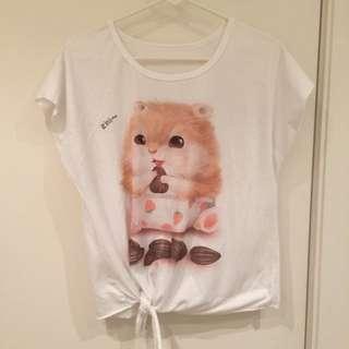 Quick Deal- Cute Ginipig T-shirt/top