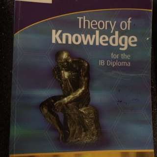 IB Textbooks - Maths, Knowledge