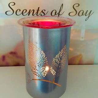 Tea Light Wax Melt Burners