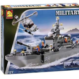 Lelong Sale 50% Off ! Oxford Toy & other Lego Compatible Sets !!!