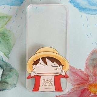 iPhone One Piece Cartoon Case