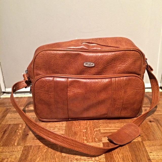 1st Class Messenger Bag