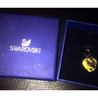 Swarovski Authentic Heart Pendant