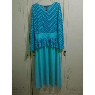 Dress Zigzag Tosca
