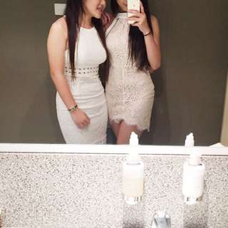 Halter Dress ((Right))