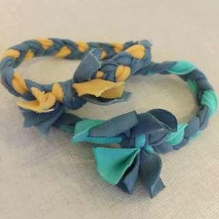 編織髮圈(現貨可面交)