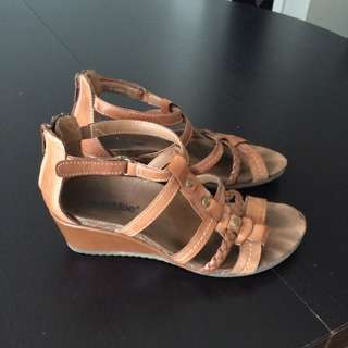 Wedge SoftMoc Sandal