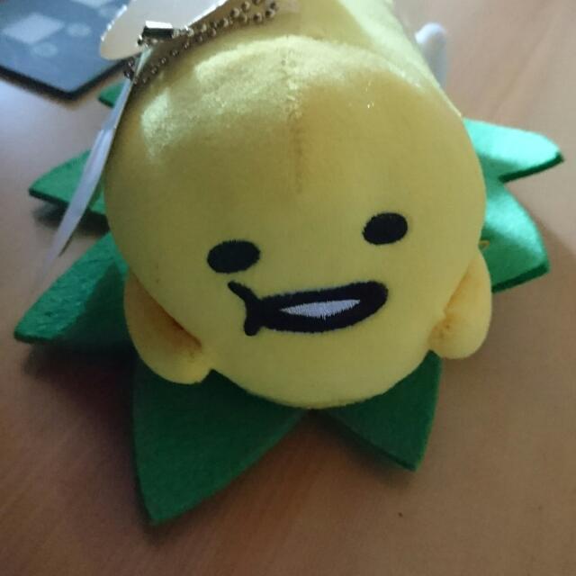 蛋黃哥 玩偶 /$20