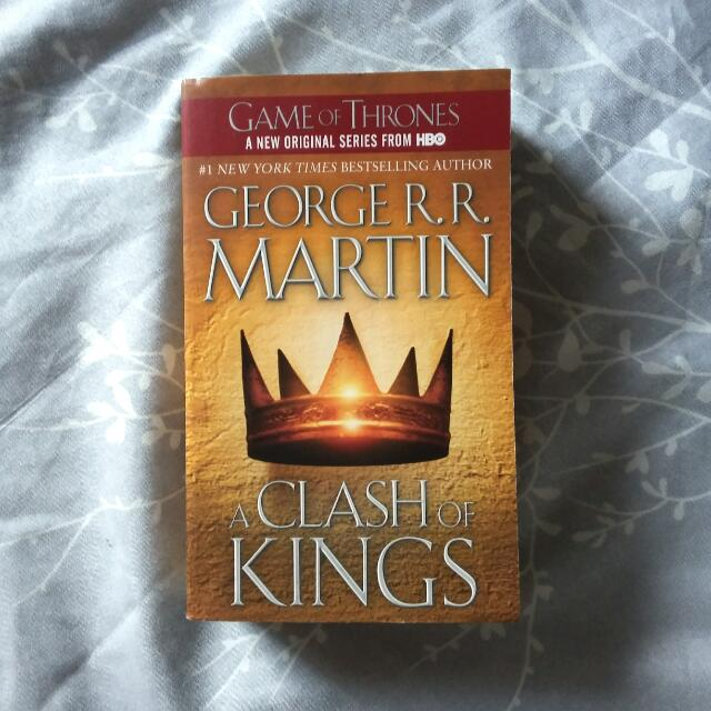 A Clash Of Kings ( A Song Of Ice And Fire Series Book 2)