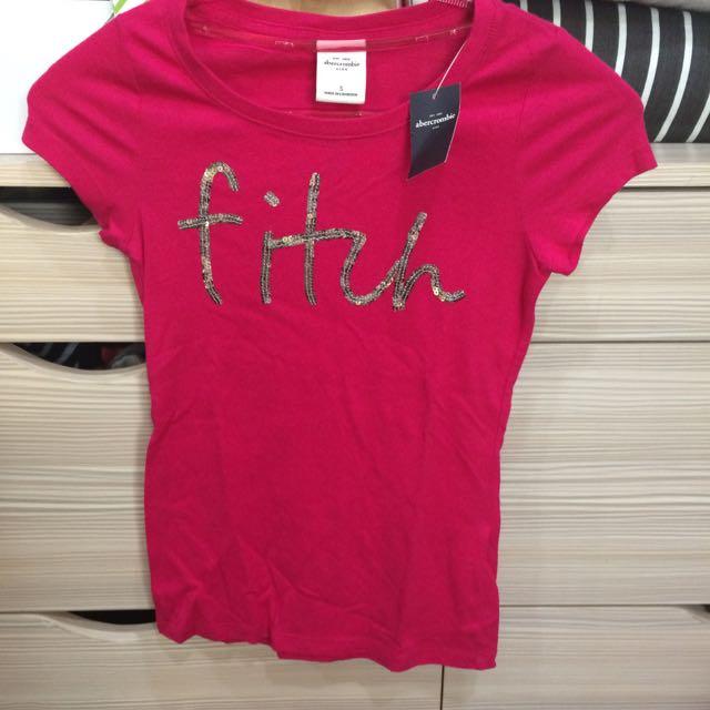 A&F Kids T恤