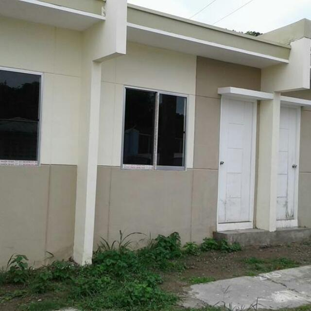 Affordable House And Lot 2,000/mo