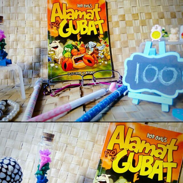Alamat ng Gubat by : Bob Ong