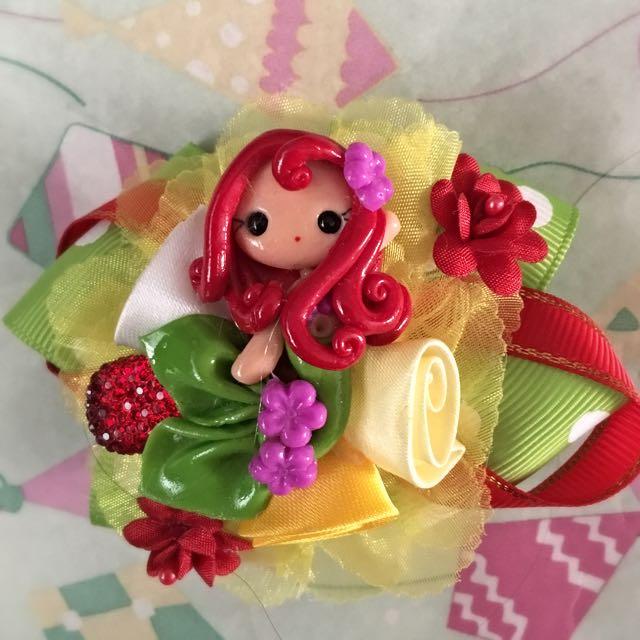 Ariel The Mermaid Hairbow, Babies & Kids On Carousell