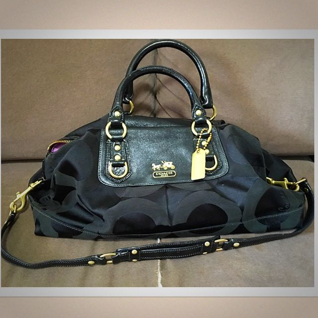... where can i buy authentic coach madison sabrina convertible strap  luxury on carousell 35b83 ec11b ... 58a52bb44b72f