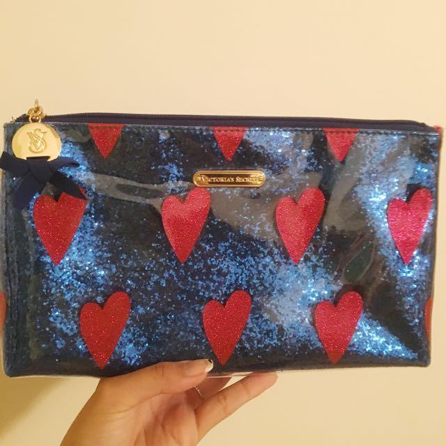 AUTHENTIC Victoria's Secret Makeup Bag