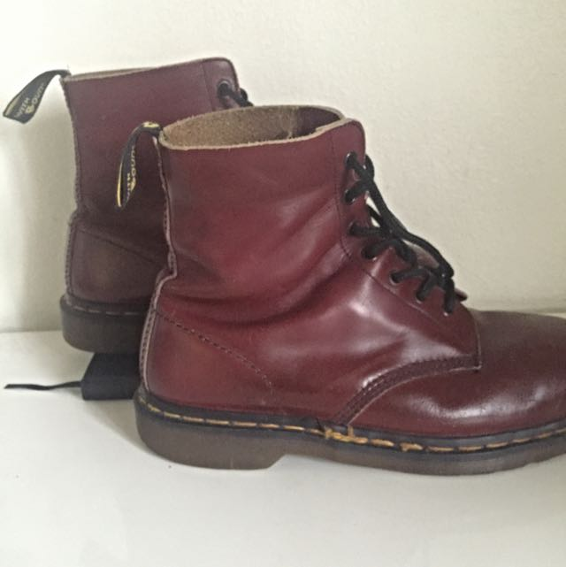 Authentic Vintage Dr. Martens Size 7UK