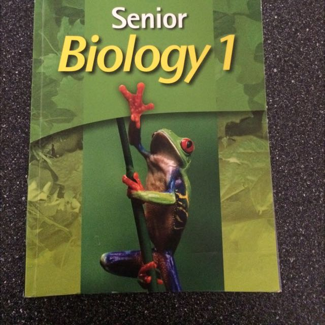 Biology Textbooks, Both For $20